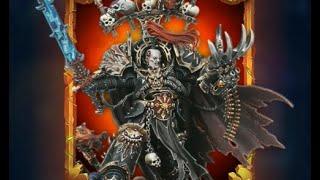 Warhammer Combat Cards: Master of the Black Legion