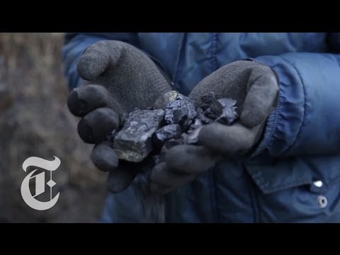 Meet Poland's 'Rathole Miners' | The New York Times