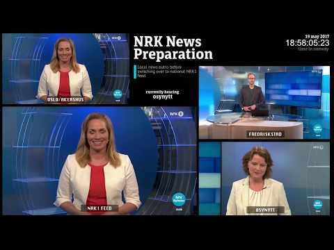 NRK News Preparation | 19 May 2017