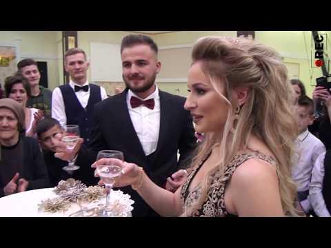 Martesa Egzon & Blerina dhe Fejesa Edison & Florentina (Dasma Shqiptare)