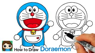 How to Draw Doraemon Easy