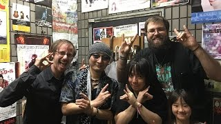 Two Evenings with BABYMETAL's Kami Band (Getting to play Fujioka's Guitar)