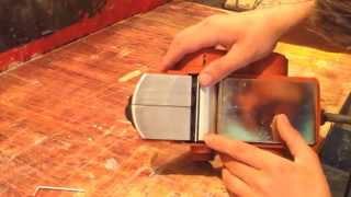 видео Как строгать электрорубанком широкую доску: инструкция
