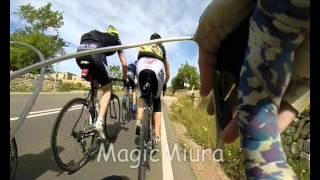 Mallorca cycling. Road bike training. Week 2