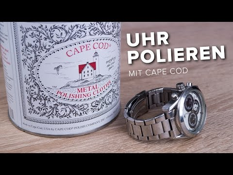 SO GEHTS: Uhr Polieren // Cape Cod // Deutsch // FullHD