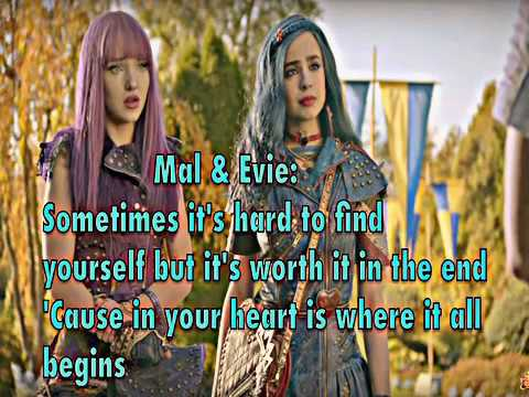Descendants 2 - You and Me (Lyrics)