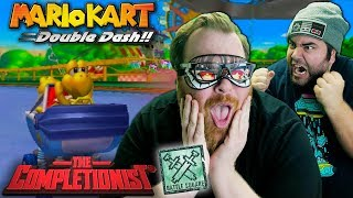 Mario Kart Double Dash ft. Jesse Cox | Battle Square | The Completionist