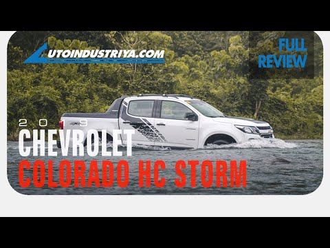 2019 Chevrolet Colorado High Country Storm 2.8L 4x4 - Full Review