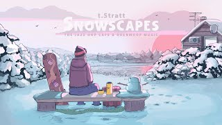 Snowscapes 🎿 [Lofi / Chillhop / Chilly Vibes]