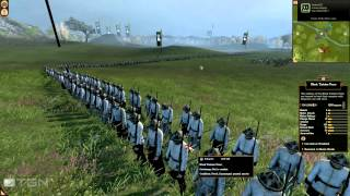 Total War Shogun 2 HD Online Commentary Part 89 Fall of the Samurai Strategy
