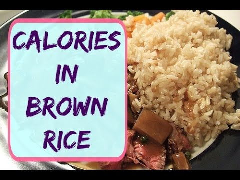 How many carbs in 1/2 cooked brown rice