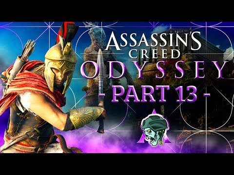 "Assassin's Creed Odyssey Walkthrough - Part 13 ""THE TRUE STORY"" (Let's Play) thumbnail"
