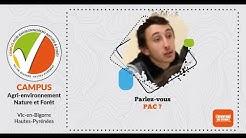 Parlez-vous PAC ? Lycée Jean Monnet Vic en Bigorre
