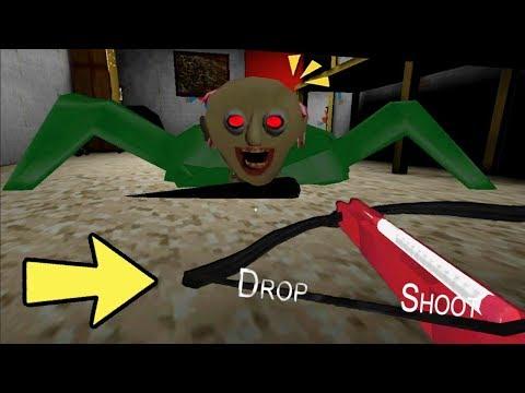 ทดลองยิงลูกดอก แสกหน้าคุณยายผี !!! granny horror game [N.N.B CLUB พี่นุ้ย]