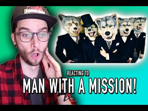 REACTING TO MAN WITH A MISSION!