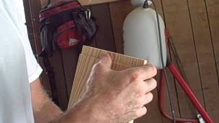 How To Do A Simple Tenon Cut With Table Saw.mp4