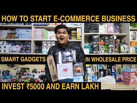 Cheapest price Gadgest | Smart gadget in wholesale price | e-commerce business | Prateek Kumar