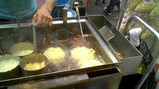 Funnel Cakes at SF Street Food Festival 2010