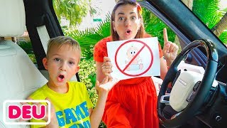 Vlad und einfache Regeln für Kinder