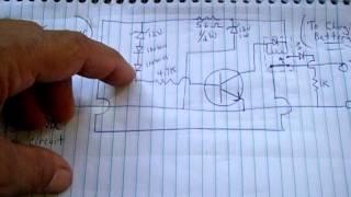 Cut-Off Circuit For 12V Lead Acid Battery Charging