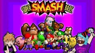 SUPER SMASH BROS. 64: A Smashing Birthday! - Shad0