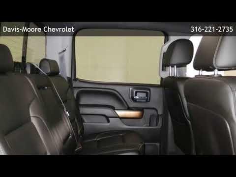 2015 Chevrolet Silverado 1500 LTZ Crew Cab 4x4   Wichita, KS. Davis Moore  Chevrolet