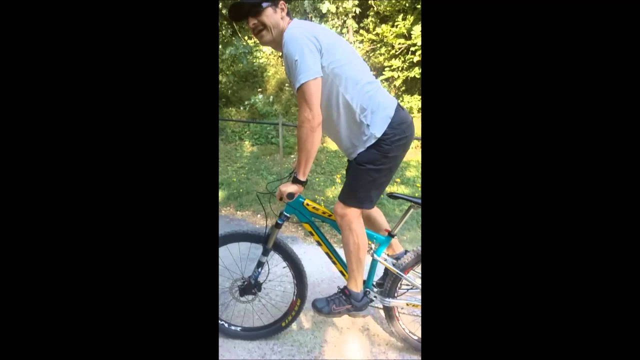 Yeti 4X - bicycle - YouTube