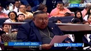 ¡Las Dos Caras!│JUEVES CON JESÚS│Pstr Gral. Dr. Edgar López Bertrand (Toby) │04/02/2016