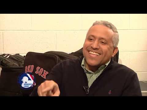 David Ortiz de una manera muy honesta con Yancen a Pujols