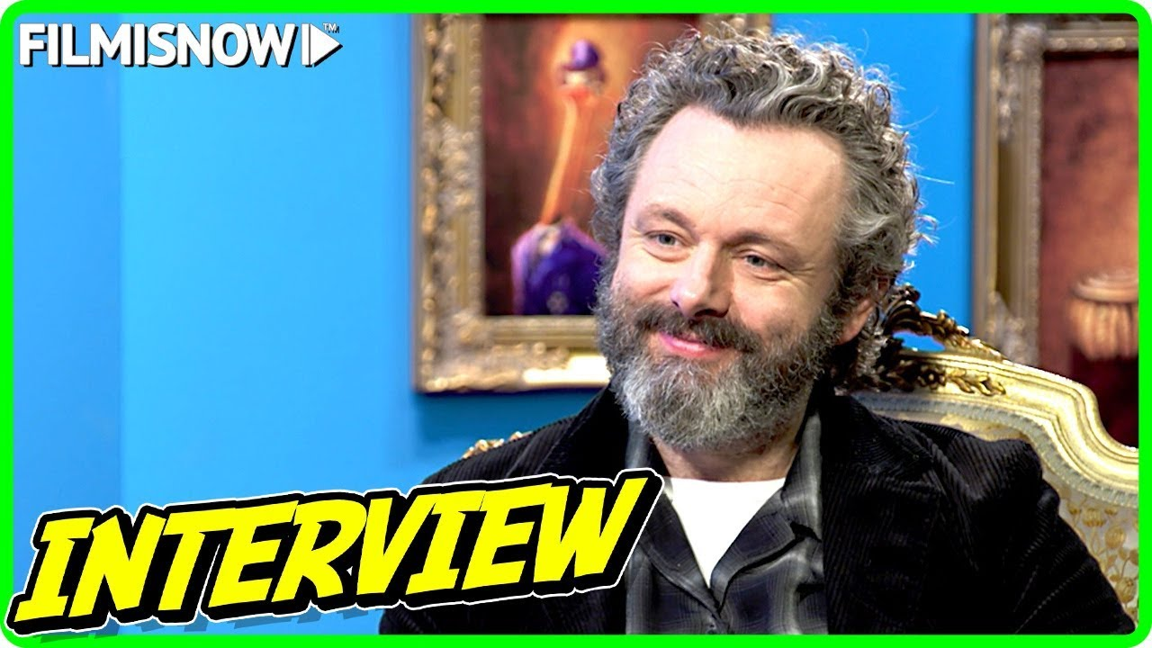 Michael Sheen Interview for DOLITTLE