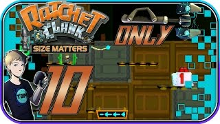 Ratchet & Clank: Size Matters (WRENCH ONLY) - Part 10: Dayni Moon (Clank Arena!)