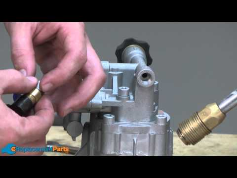 How to Replace the Pump on a Pressure Washer--A Quick Fix