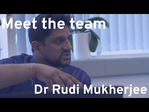 Meet the Team: Dr Rudi Mukherjee