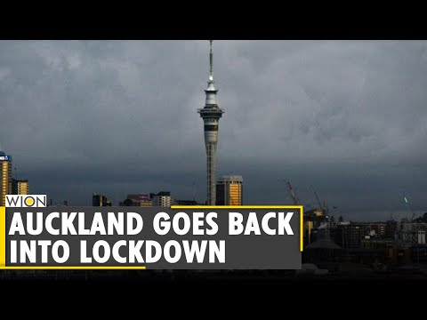 New Zealand's largest city Auckland back to lockdown after COVID-19 case | World | WION News
