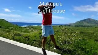 Makapu'u Lighthouse. Oahu Hawaii.