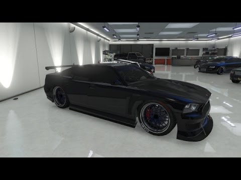Gta 5 online fr patch eclusivit la voiture de for Voiture garage gta 5