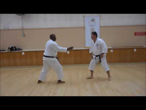 Kumite Drill: Go No Sen