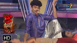 Sanketh and Priyanka Performance | Dhee Jodi | 23rd November 2016 | ETV Telugu
