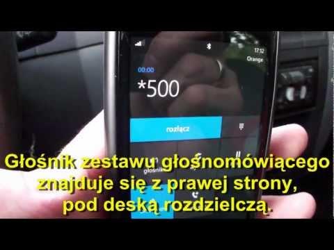 Nokia CK-7W -zestaw gonomwicy do samochodu na bluetooth