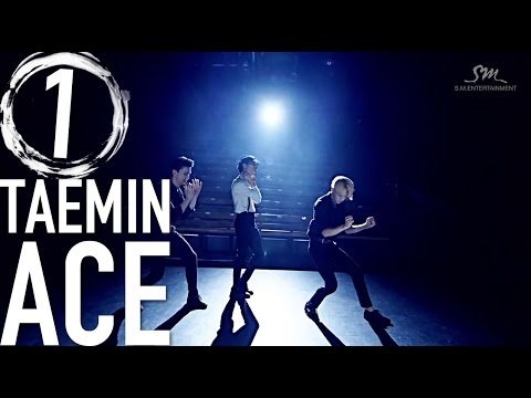 Taemin Ace | Step by Step Tutorial Ep 1