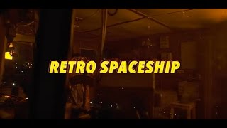 Sailor Beast - Retro Spaceship