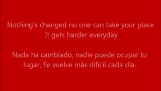Miley Cyrus - Stay (Letra en ESPAÑOL & INGLES).