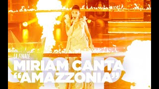 "Miriam Ayaba ""Amazzonia"" - Finale - The Voice Of Italy 2019"