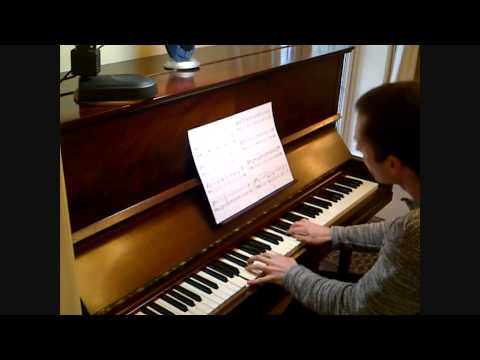 Hayling - FC Kahuna  - piano cover (*mostly improvised*) **partial sheet music