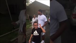 """These great parents surprised their """"straight A"""" son for his 16th birthday"""