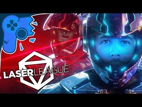 Laser League | Havin' A Bash!