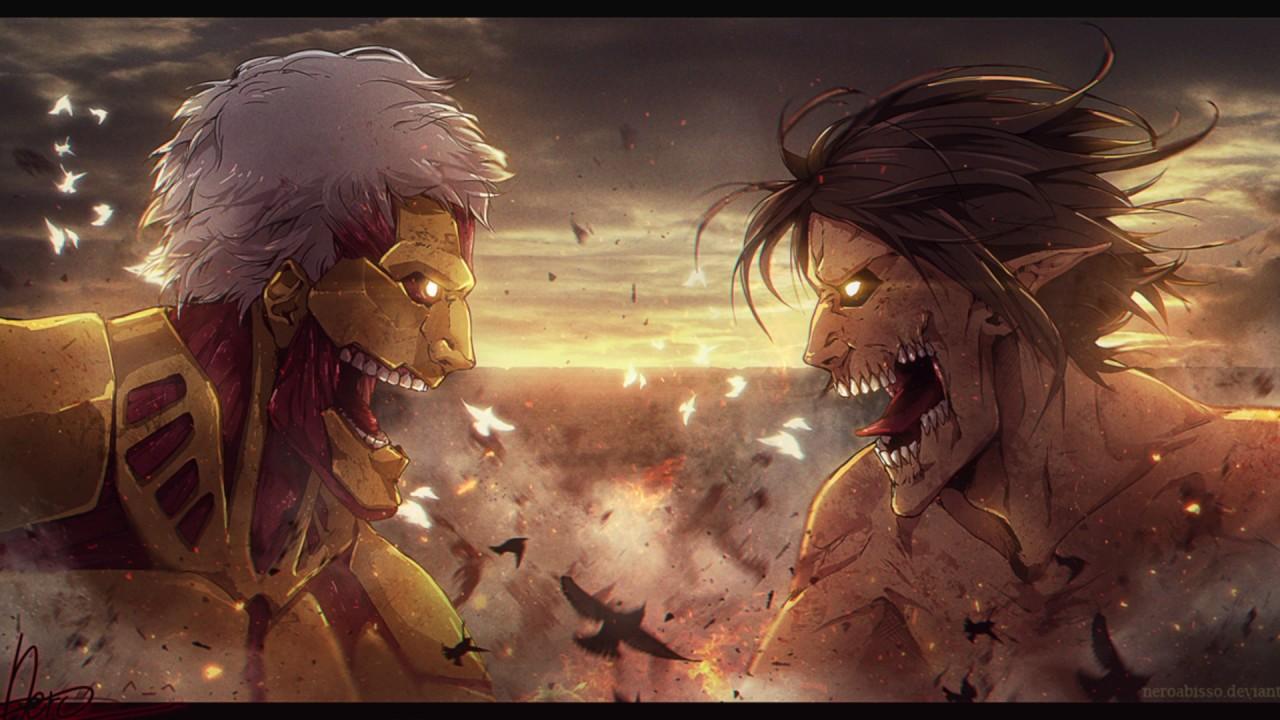 Attack On Titan Season 2 OST