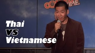 Thai vs. Vietnamese Manners - Comedy Time