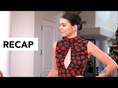 Keeping Up With The Kardashians Christmas Special Recap