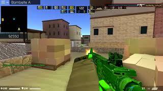 ROBLOX COUNTER BLOX M4A4 KILL MONTAGE #1